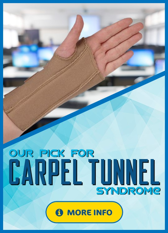 See Our Pick for Carpal Tunnel Syndrome
