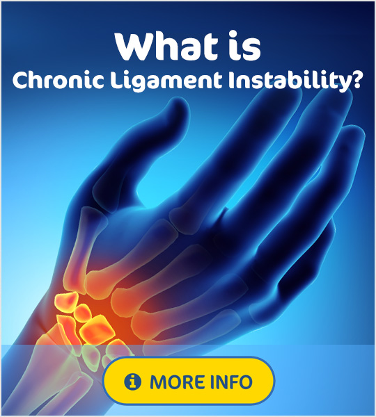 What is Chronic Ligament Instability?