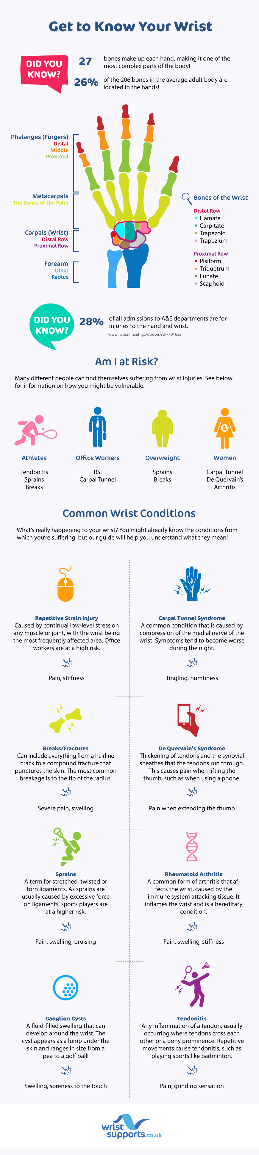 Get to Know Your Wrist
