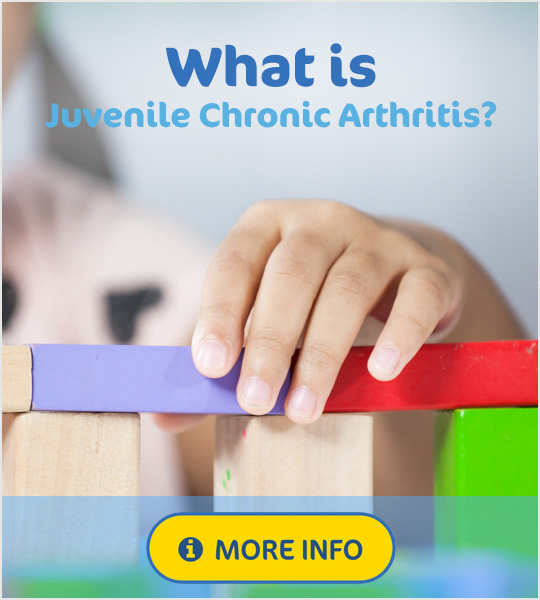 What is juvenile chronic arthritis?
