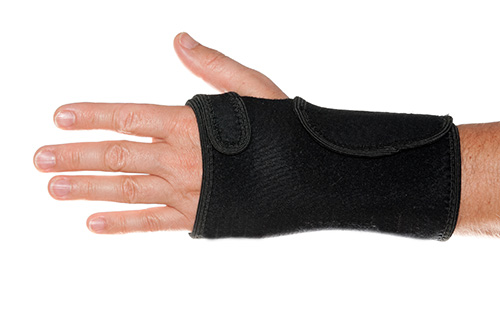 Wrist support for sprained wrist wristsupports.co.uk