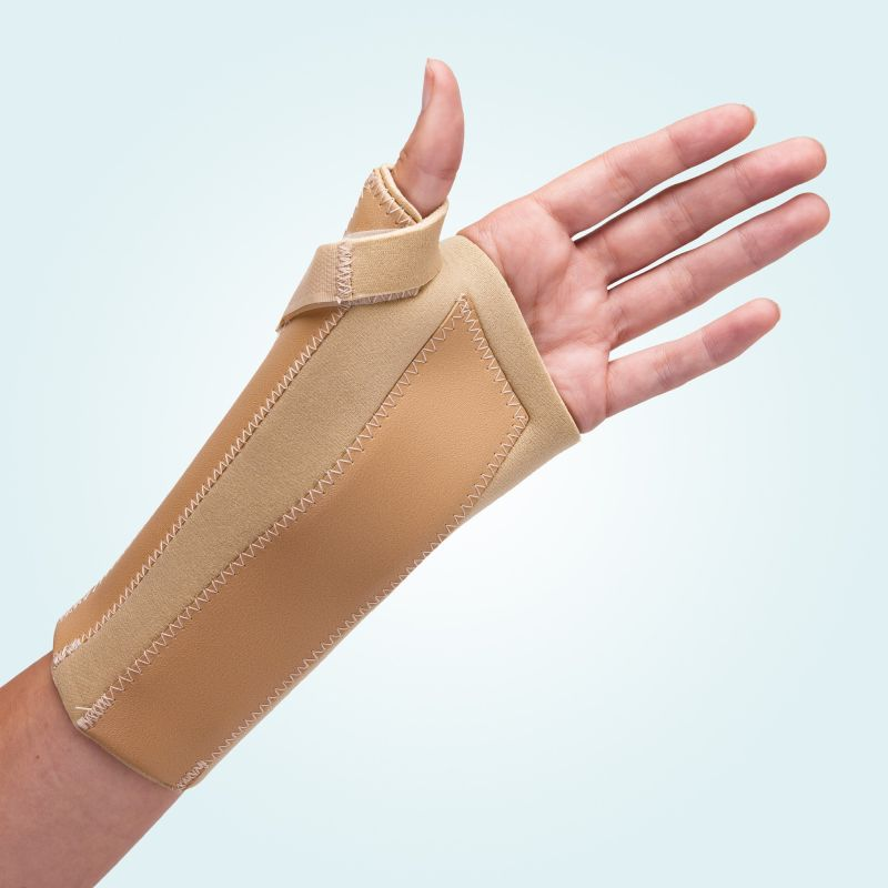 Benecare Open Thumb Neoprene Thumb and Wrist Support