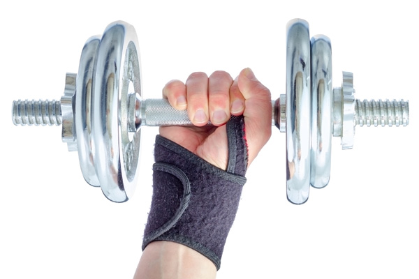 Can I Exercise with an Injured Wrist?