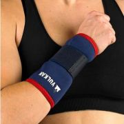 The Vulkan 3035 Classic Wrist Strap prevents injury and aids healing of injuries by keeping joints at a higher temperature