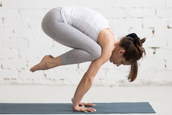 The wrists can experience aches after yoga if the right technique is not used