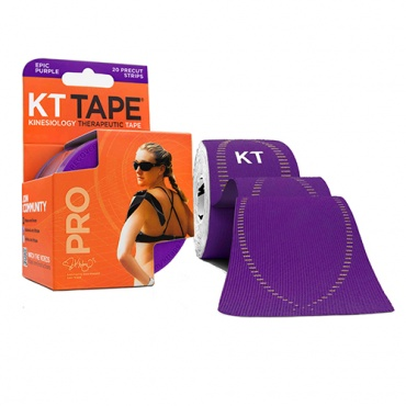 KT Tape Pro Synthetic Epic Purple Tape