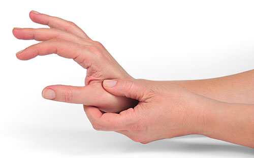 Arthrosis of the first cmc joint pain hand