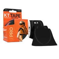 KT Tape Pro Synthetic Jet Black Tape