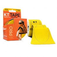 KT Tape Pro Synthetic Solar Yellow Tape